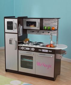 Personalized Uptown Espresso Kitchen #zulily #zulilyfinds