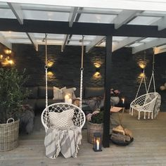 Though historic with thought, the particular pergola is going through a current rebirth these kind Backyard Patio Designs, Pergola Designs, Backyard Landscaping, Outdoor Living, Outdoor Decor, Instagram, Modern Interior, Interior Inspiration, Porch