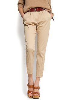 Pantalon caqui