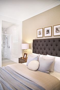 Master Bedroom Ensuite Designs New Clarendon Homesseaview 27Master Bedroom Looking Into The Inspiration