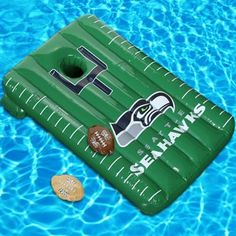 Seattle Seahawks Inflatable Team Toss Game