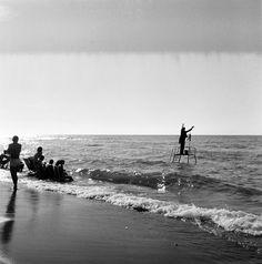 "TADEUSZ KANTOR'S ""PANORAMIC SEA HAPPENING"" PICTURE BY EUSTACHY KOSSAKOWSKI"