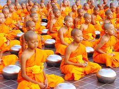 Le Jour du Khao Phansa - Vivre en Thaïlande