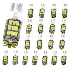 1.72 Jtech 4x 42mm 578 214-2 212-2 6429 etc. 211-2 569 560 6413 16-SMD DC 12V Super Bright White LED Bulb 211 212