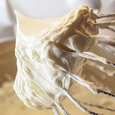 Klassische amerikanische Buttercreme: Grundrezept