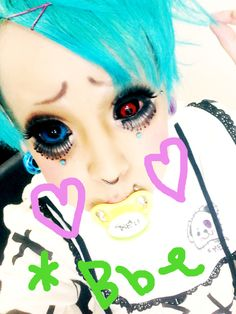 Backstage photo of METO of MEJIBRAY at their live event「MEJIBRAY 3周年記念7大都市ワンマンツアー」held at Zepp Diver City Tokyo on Sept. 25th, 2014.
