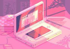 Animal crossing new leaf pin this pink aesthetic, aesthetic anime, pixel ar Pixel Art, Pink Aesthetic, Aesthetic Anime, Cyberpunk, All Out Anime, Foto Gif, Japon Illustration, Art Tumblr, Grunge