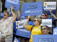 New Jersey Judge Rules in Favor of Marriage Equality! Weddings can begin today, October 21!