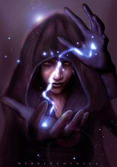 Sith Witchery. by hybridgothica female witch sorceress wizard | NOT OUR ART…