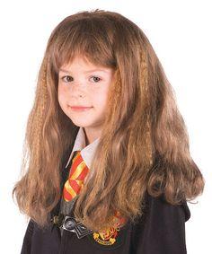 Hermione Wig #zulily #zulilyfinds