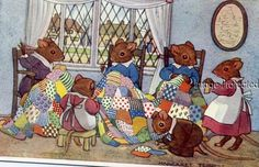 quilting mice