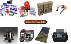 Prepping Supplies for Survival - SEE THE BEST SURVIVAL PRODUCTS AT http://www.selfdefensegearco.com/survival-gear.php