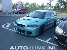 Bijzondere Volvo V70R foto's » Autojunk.nl (131190)