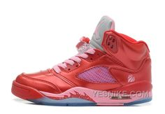 b7423bb4575 Girls Air Jordan 5 Retro GS Valentine s Day Gym Red Ion Pink For Sale Women Air  Jordan 5 - Nike official website Up to discount