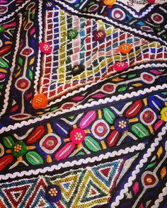 Kutch embroidery india