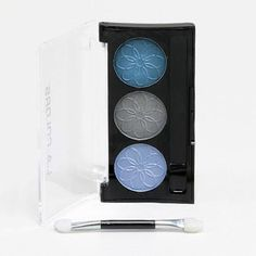L.A. Colors - 3 Color Blue Smokey Eye Eyeshadow - Passion Flower - $1