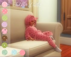 budgiepicks — littletodds: Bear Hoodie with Dots (Requires. Toddler Cc Sims 4, Sims 4 Toddler Clothes, Sims 4 Cc Kids Clothing, Sims 4 Mods Clothes, Toddler Outfits, Toddler Stuff, Mods Sims, Sims 4 Game Mods, Maxis
