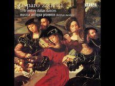 17th Century Italian Dances - Ensemble Musica Antiqua Provence: Gasparo ...