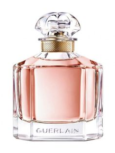 Mon Guerlain ,made up of lavender,iris and vanilla,this scent gives off a powdery yet light aroma!this will be a top seller!the bottle is typical Guerlain and shouts out sophistication!