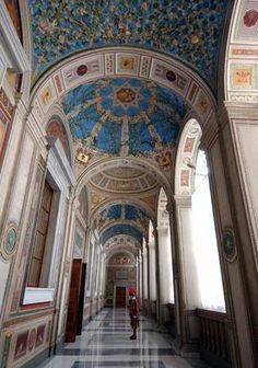 The Papal Apartment