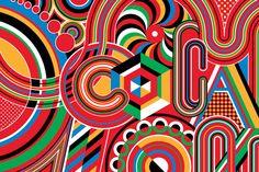 Actualité / Coca en mode Vectorfunk / étapes: design & culture visuelle