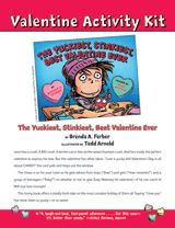 This Valentine Activity Kit includes printable Valentine's Day cards and envelopes, a candy heart tic-tac-toe game board, a word search, and arts & crafts instructions. Download it from http://www.teachervision.fen.com/valentines-day/printable/73201.html