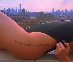 Sexy Tattoo ideas for Women – Thigh tattoos | OnPoint Tattoos #TattooIdeasForWomen