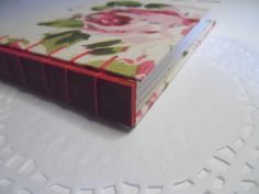 Pretty hand bound sketchbook ideal for by JaninaMaherArtist