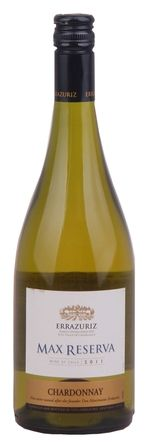 In stock - 13,89€ 2011 Errazuriz Max Reserva Chardonnay, white dry , Chile - 88pt Wine of clear light yellow, golden colour with viscous rim. In its aroma we can sense aromas of overriped bananas in harmony with sweet, elegant hint of vanilla and toast in the end. Taste is creamy with balanced ration of acids and alcohol. In aftertaste we can sense long track of caramel.