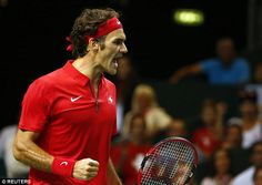Roger Federer leads Switzerland into their first Davis Cup final in 22 years after beating Fabio Fognini in straight sets.Roger Federer saw off Italian Fabio Fognini in straight sets.Federer will play in his first David Cup final of his career as a result.Switzerland will play at France in the final on Nov 21-23 as they look for their first-ever Davis Cup success, last coming close as finalists in 1992. 14 September 2014