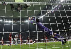 Christiano Ronaldo sends us home. Portugal vs. Czech Republic 1:0