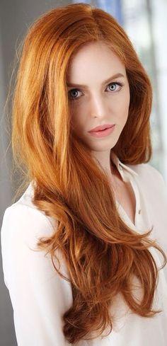 Gorgeous Color and I love the Beautiful style - Redken Girl - https://www.pinterest.com/krisredkengirl/