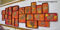 Best Indoor Garden Ideas for 2020 - Modern Autumn Crafts, Fall Crafts For Kids, Autumn Art, Art For Kids, Fall Preschool Activities, Preschool Art, September Art, First Grade Art, Tree Study