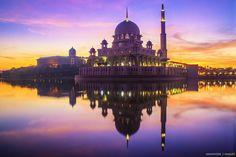 """一生で一度は行ってみたい!ライトアップが美しい世界の""""モスク""""5選 6枚目の画像"""