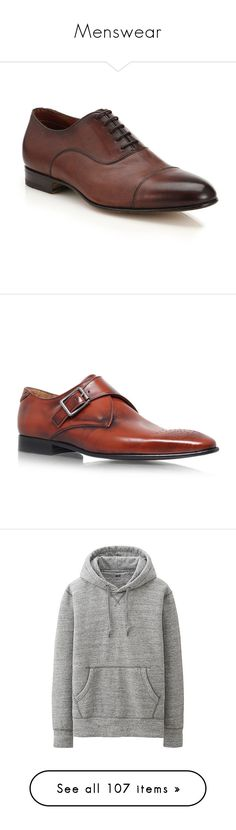 """""""Menswear"""" by rose-amour ❤ liked on Polyvore featuring men's fashion, men's shoes, men's dress shoes, mens oxford dress shoes, mens lace up dress shoes, mens shoes, mens dress shoes, mens cap toe shoes, mens tan dress shoes and paul smith mens shoes"""