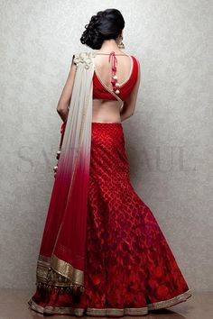 Lehenga by Satya Paul