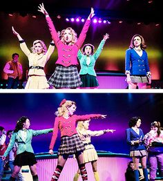 """Heathers The Musical """"Candy Store"""""""