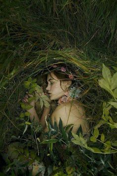 Forest fairy - The burial III by AlexandraSophie Story Inspiration, Character Inspiration, Writing Inspiration, Elfa, Fantasy Photography, Artistic Photography, Photography Flowers, Portrait Photography, Foto Art