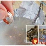 Konečne perfektný trik, ako vyčistiť bižutériu – striebornú aj zlatú naraz: Aj lacné kúsky na vyhodenie, sú teraz ako nové! Arches, Arch, Bows