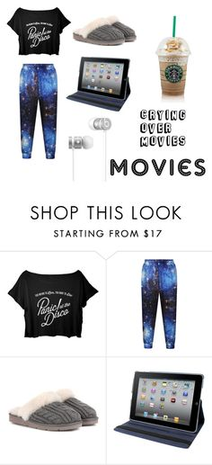 """""""Friday Night"""" by radioactivegreenyt on Polyvore featuring UGG, Natico and Beats by Dr. Dre"""