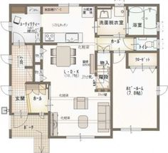Craftsman Floor Plans, One Bed, House Layouts, House Plans, Sweet Home, Flooring, How To Plan, Mansions, Luxury