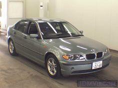 2003 OTHERS BMW 318I AY20 - http://jdmvip.com/jdmcars/2003_OTHERS_BMW_318I_AY20-3df4I94VdYz9H2F-87164