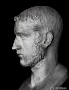 Portrait of Gallienus