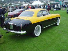 Ghia Ferrari 212 Inter Coupe #0191EL 1952
