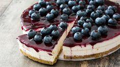 Tarta de queso o 'cheesecake': receta americana