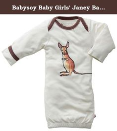 Babysoy Baby Girls' Janey Baby Bundler (Baby) - Rabbit - 3-6 Months. Babysoy Janey Baby Bundler (Baby) - Rabbit Janey Baby Collection is a collaboration between Babysoy and Jane Goodall Institute. Products feature whimsical drawings of endangered species discussed in Dr. Goodall's book Hope for Animals and Their World. This style uses high yarn count organic cotton + viscose from bamboo fiber to provide superior softness and silky suface. Artworks are printed with water-based ink…