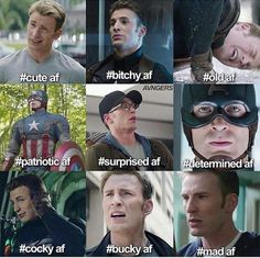 Avengers Memes << ignoring a few choice words, this is awesome