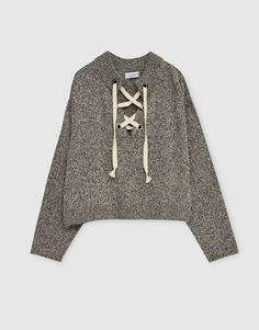 Jersey escote corsario - Best sellers ❤ - Ropa - Mujer - PULL&BEAR España