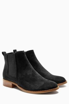 7e9b3108d4449 Buy Black Chelsea Ankle Boots from the Next UK online shop Black Chelsea  Ankle Boots