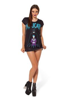 The Joker GFT by Black Milk Clothing $60AUD